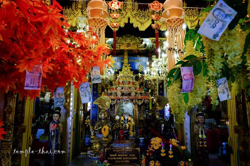 Phra Pradaeng City Pillar Shrine