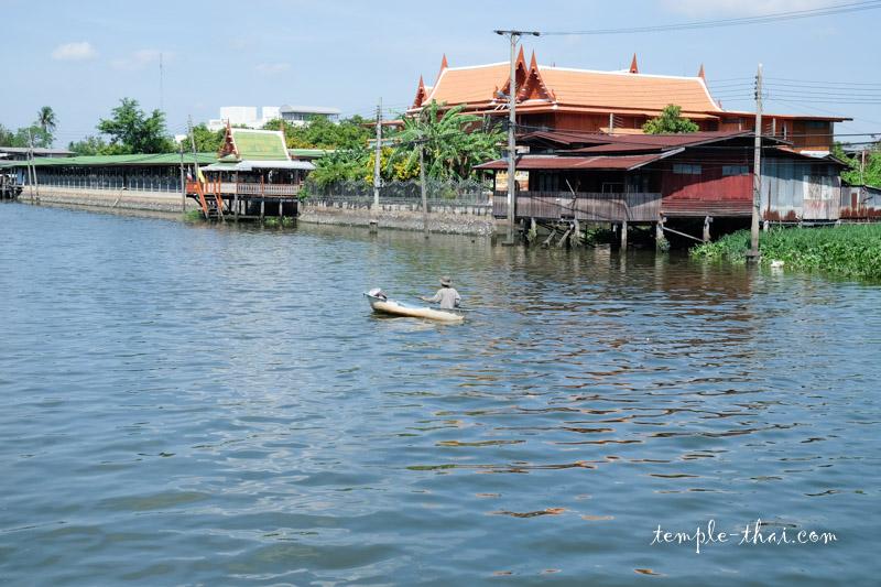 Canal Bangkok Noi