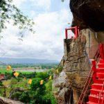 Wat Phra Phutthabat Khao Samo Khlaeng  วัดพระพุทธบาทเขาสมอแคลง