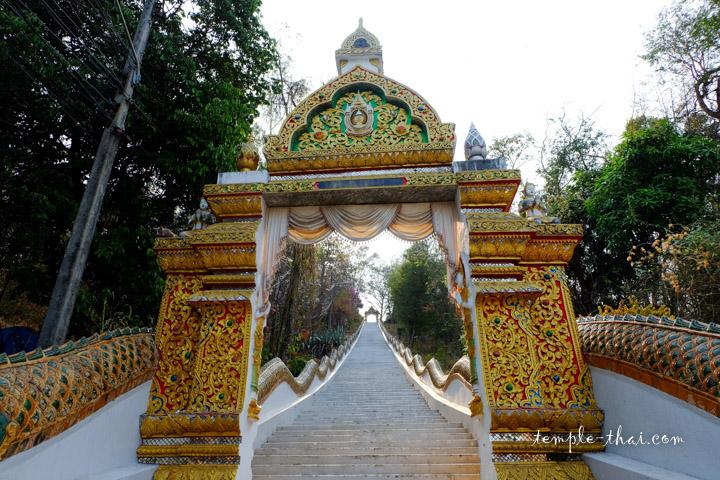 Escalier Chiang Mai