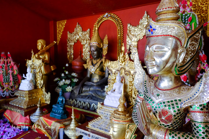 Wat Phrathat Doi Wao