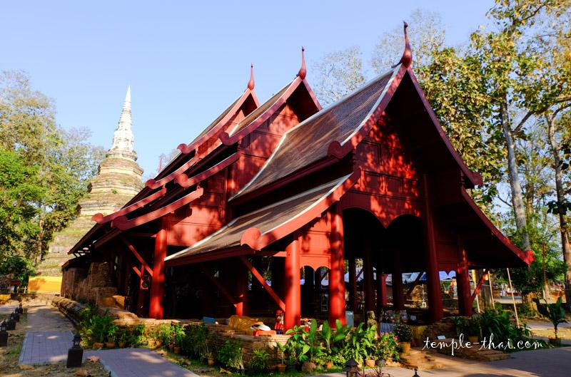 Wat Phrathat Chedi Luang