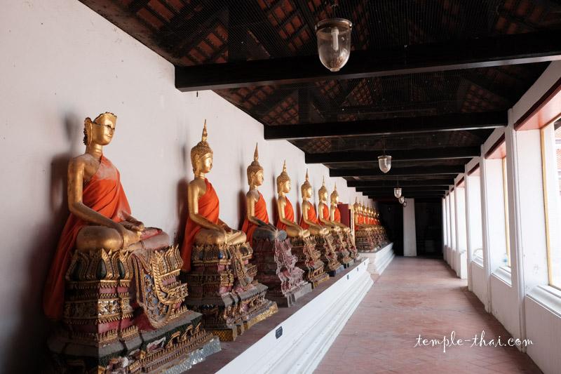 Cloitre bouddhique