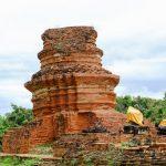 Wat Ku Mai Daeng  วัดกู่ไม้แดง