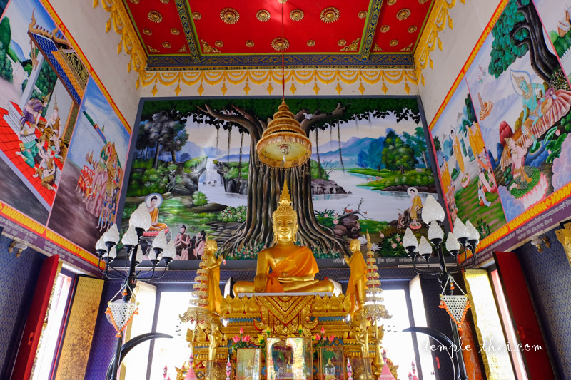 Wat Mahathat Yasothon