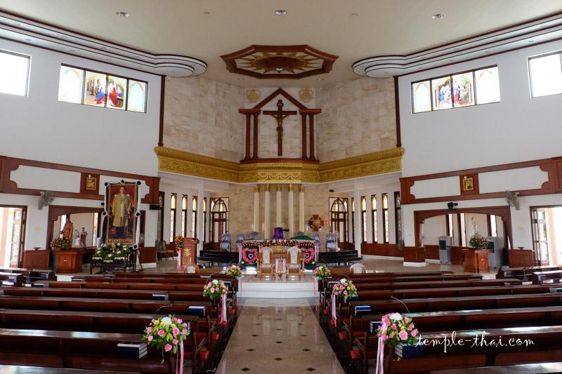 Saint-Michael's Cathedral Tha Rae