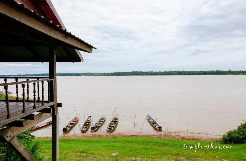 Mekong River Mukdahan