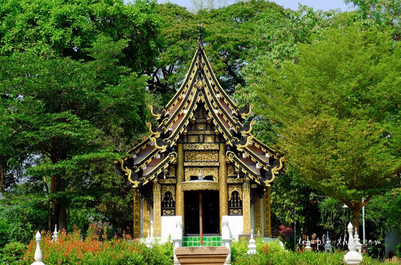 Wat Nantharam Chiang Mai