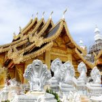 Wat Sanpayang Luang  วัดสันป่ายางหลวง