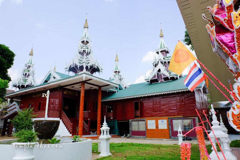 Wat Si Bun Ruang Mae Sariang