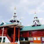 Wat Si Bun Ruang  Mae Sariang  วัดศรีบุญเรือง แม่สะเรียง