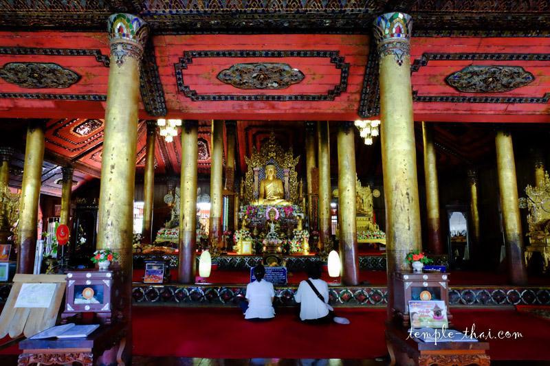 Wat Nantaram Chiang Kham