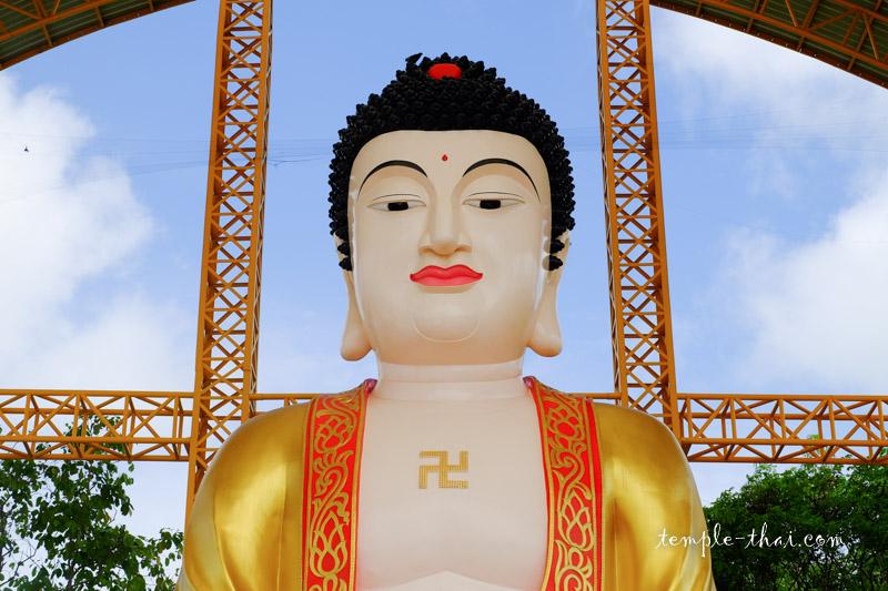 Temple chinois Phitsanulok