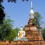 Wat Wang Phrathat  วัดวังพระธาตุ