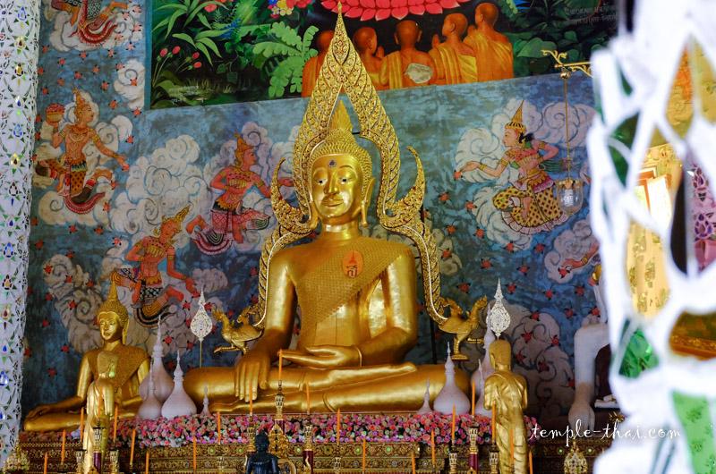Wat Phrathat Cho Hae