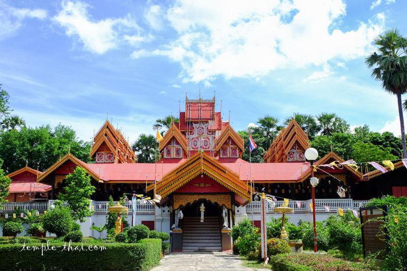Wat Si Rong Muang