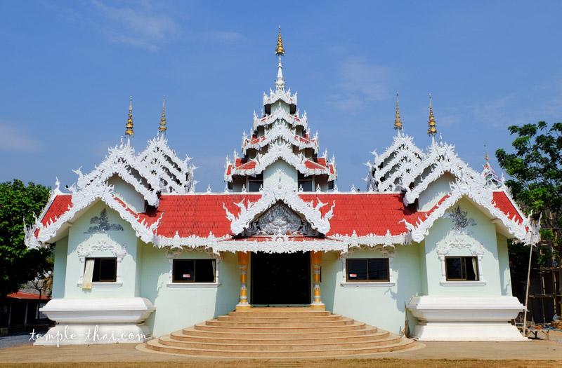 Temple shan
