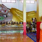 Wat Phranon  วัดพระนอน