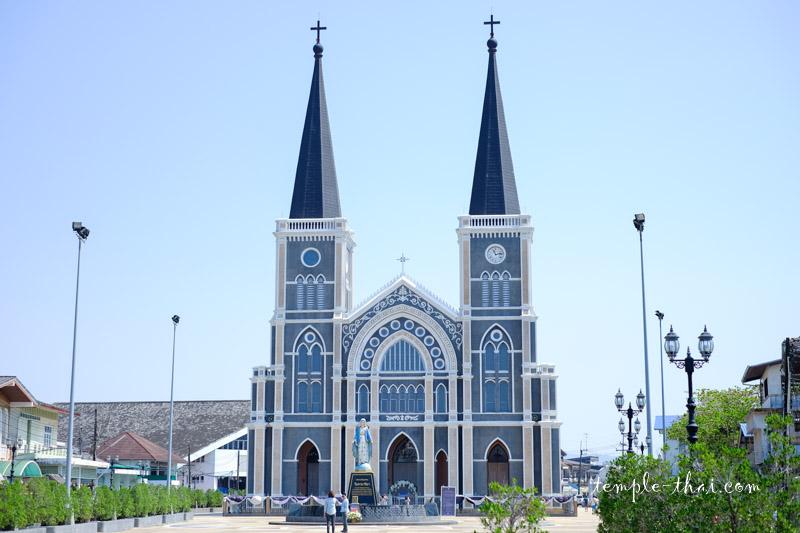 Cathédrale de l'Immaculée-Conception Chanthaburi
