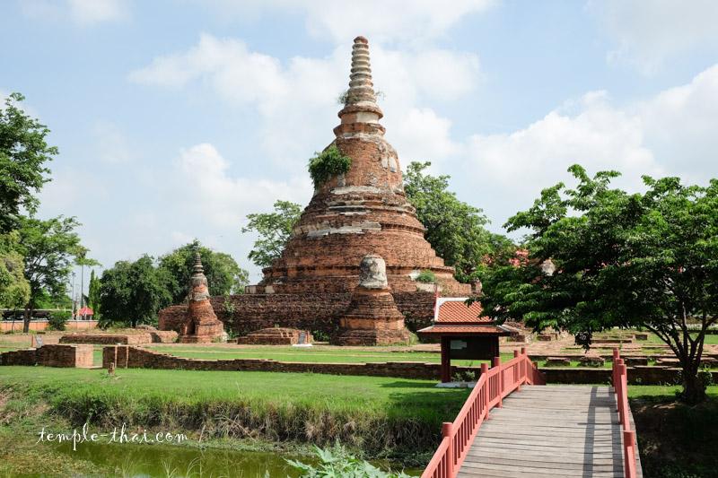 Wat Chakrawat Ayutthaya