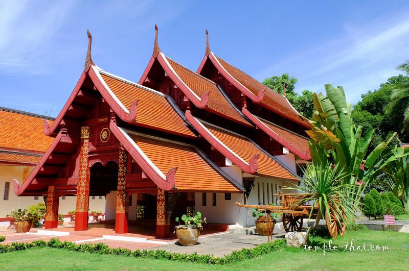 Wat Phrathat Sadet