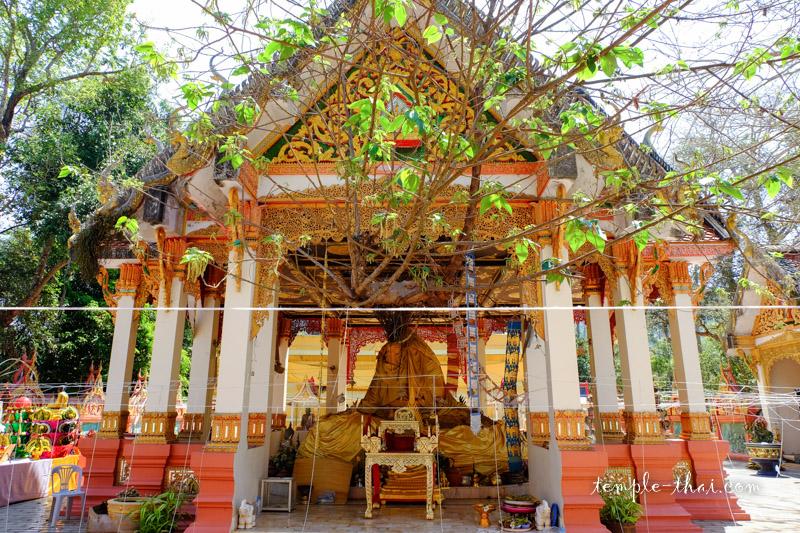 Wat Phrathat Saen Kham Fu