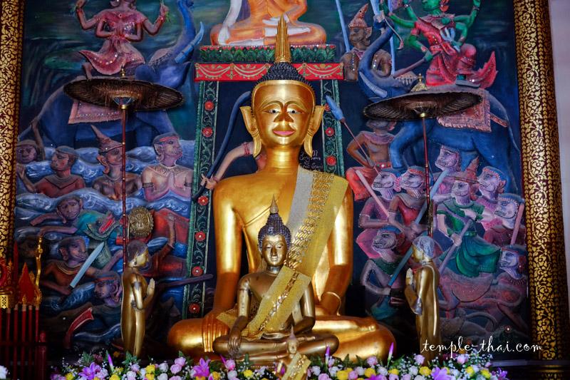 Wat Saen Muang Ma Chiang Kham
