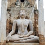 Wat Mahathat  Chaliang  วัดมหาธาตุ เชลียง