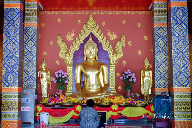 Wat Mahathat Sankhaburi