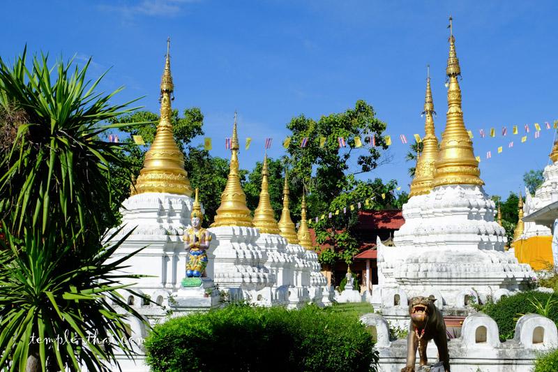 Wat Phra Chedi Sao Lang