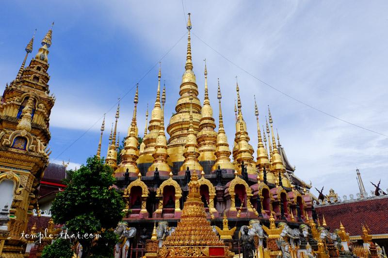 Wat Phrathat Suthon Mongkhon Khiri