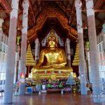 Wat Suan Dok  Chiang Saen  วัดสวนดอก เชียงแสน